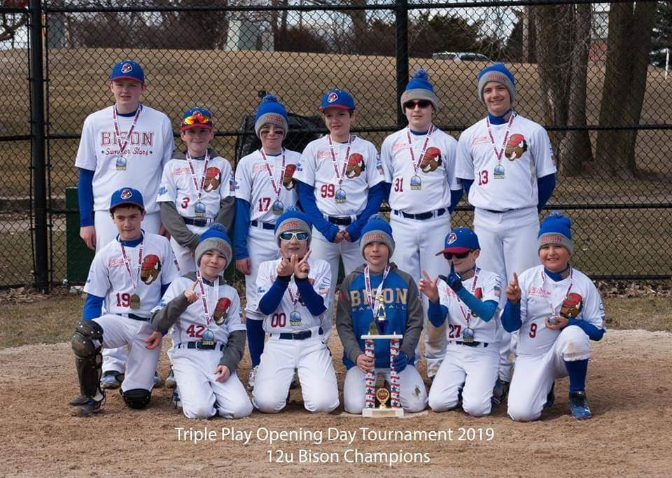 Bison Baseball Teams